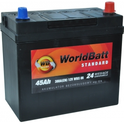 World Batt Standard 45 Ah 380