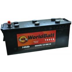 World Batt Ciężarowe 145 Ah 900 A