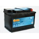 Centra Start-Stop AGM 70 Ah 760 A