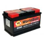 World Batt Standard 80 Ah 700 A