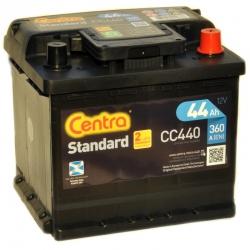 Centra Standard 44 Ah 360 A