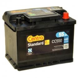 Centra Standard 55 Ah 460 A