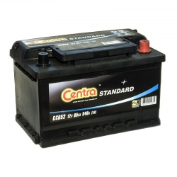 Centra Standard 65 Ah 540 A