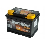 World Batt Gold 63 Ah 630 A