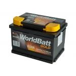 World Batt Gold 63 Ah 630 A